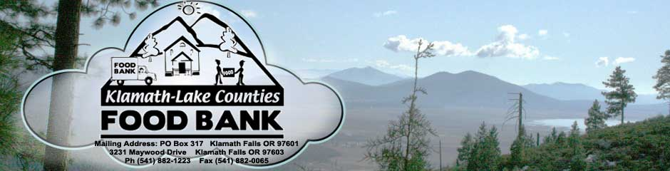 Klamath-Lake Counties Food Bank