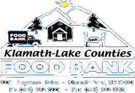 Klamath - Lake Counties Food Bank, 541-882-1223