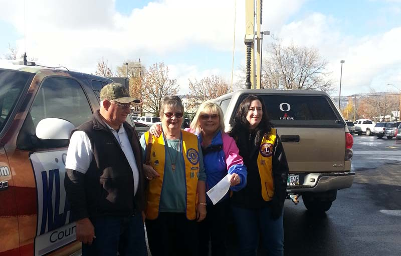 Lions Club in Merrill